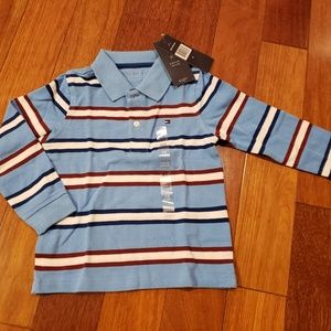 *New* Tommy Hilfiger Boys Polo 4T